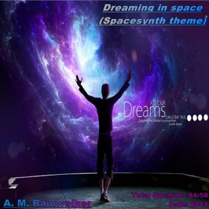 Dreaming in space (Spacesynth theme, 2014)