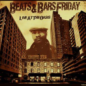 Live At The Oasis: Beats & Bars Friday 2- 20 -15