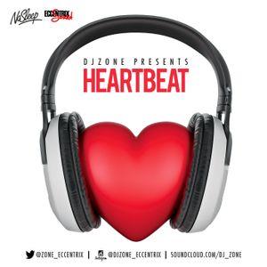 DJ ZONE (ECCENTRIX SOUND) - HEARTBEAT MIX 2013 (V DAY MIX)