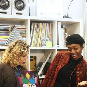 WW Daily: Erica McKoy with Rosie Turton // 09-01-19