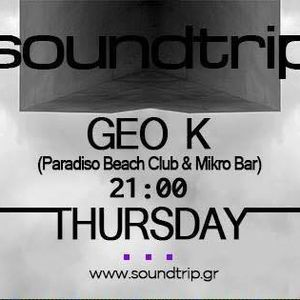 Geo K Soundtrip podcast 001