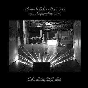 Strand-Lok - Hannover - 22. September 2018 - Ecki Stieg DJ-Set