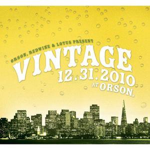 Be Brown Live at Vintage 2011 NYE