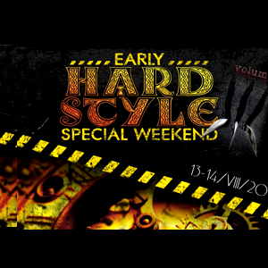 DJDriver Early Hardstyle Special Weekend on Hardstation FM Radio Show 2011