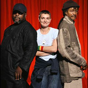 SINEAD O'CONNOR FT SLY & ROBBIE - LIVE IN CONCERT (FULL)