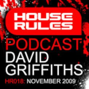 House Rules 018: David Griffiths - November 2009
