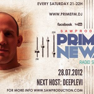 2012 07 28 Prime Fm @ neWave - Deeplevi - Sawproduction pres. [Progressive Set]