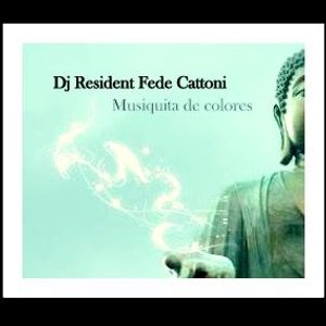 """""""Dj Resident-Podcast 34 Mixed Fede Cattoni."""