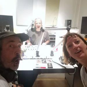 2021-08-03 Jet Set, die Radio Escobar - Studioguests horstundireneschmitt & Cassette Culture