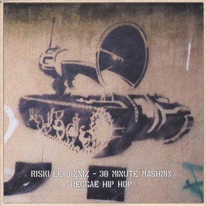 Riski Le Bizniz -30 minute Mashmix - Reggae Hip Hop