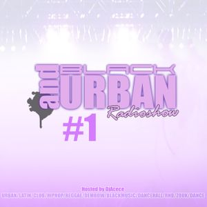 Black&UrbanRADIOSHOW#1 (Abril 2012) Hosted by DjACECE