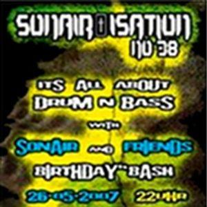 Sonair - Sonairisation No.38 (May 26th 2007 / vinyl only)
