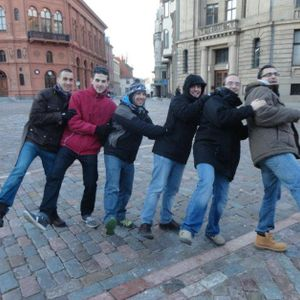 Hangover III Go to Riga Megamix
