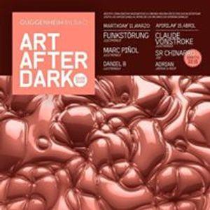 Art After Dark Guggenheim Bilbao - Daniel B. - 2016-03-11