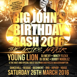 26th MARCH RADIO SHOW WITH BIG JOHN NEW000 2016