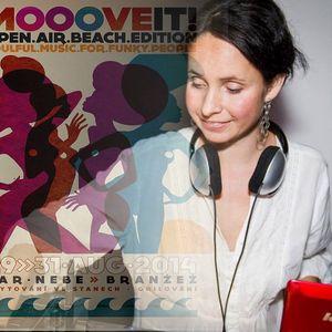 C'Moi live @ MOOOVE IT! Open Air festival 2014
