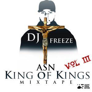 King Of Kings Mix Tape Vol III - DJ Freeze