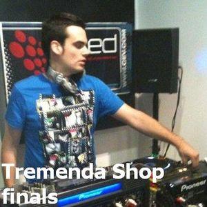 Tremenda Shop dj contest Finals
