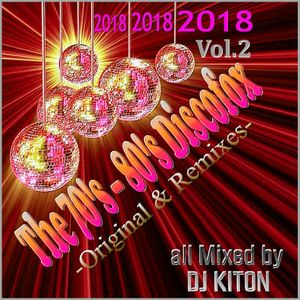 The 70s 80s Discofox Vol2 Original Remixes