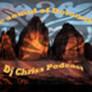 episode 19 THE SOUND OF DOLOMITE'S  SPECIAL EDITION  DJCHRISS 2011