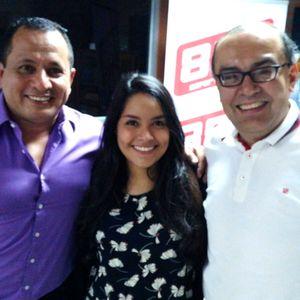 Sentime 17 de Octubre de 2015 Con Marco Villeda, Jei Solis y Claudio Carrizo