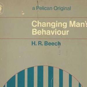 Changing Man's Behavior 1/15 Edition 5