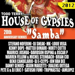 Feel The HEAT! - July 2012 Mainstream House Mixshow