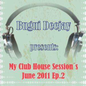 June 2011 Part.2 Summer House Session @Bugui Deejay