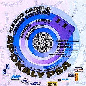 Jerry - Apokalypsa 2 (MIX CD)