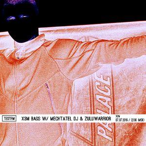 X3M BASS w/ Mechtatel DJ & Zuluwarrior - 07.07.2016