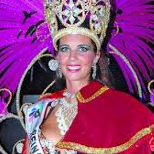 Radio Travel viaje del 18/02/2013 entrevista a la Reina Nacional del Carnaval Susel Jacquet