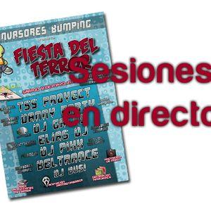 Elias Dj @ Invasores Bumping - Fiesta del Terror @ Limbo (12.5.12)