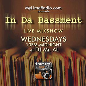 In Da Bassment With DJ Mr. Al on Mylimeradio.com 21dec16