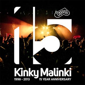 Kinky Malinki - 15th Anniversary DJ competition - Demos Joannou