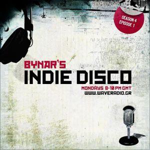 Bynar's Indie Disco S4E01 28/1/2013 (Part 1)