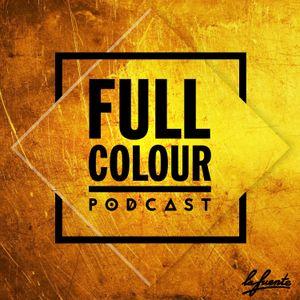 La Fuente presents Full Colour Golden Capitol