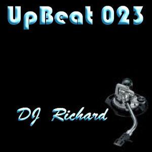 UpBeat 023 Mixed by DJ Richard