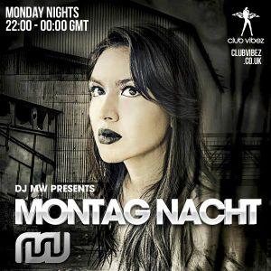 MW+ANDRES GATICA @ ClubVibez Radio - Montag Nacht 11.11.13