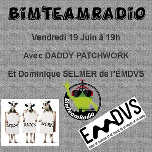 BTR - HUS - EMDVS DaddyPatchwork