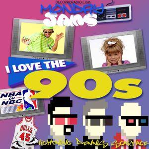 #MondayJams 90's Hits Edition
