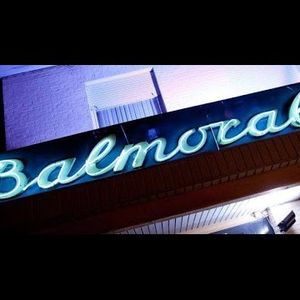 "The ""BALMORAL"" - Last night in 1996-"