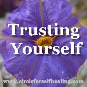 Trusting Yourself - Developing Your Intuition