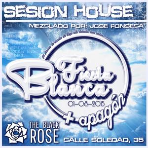 Fiesta Blanca THE BLACK ROSE (01-08-2015)