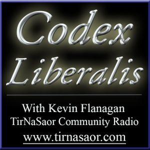 Codex Liberalis - With Gerard Banks on Ancient Irish Wisdom