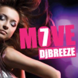 DJ BREEZE - MOVE7