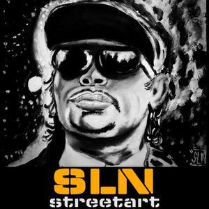 Stéréo Jam Radioshow #36 Culture & Reggae Music feat SLN Street Art