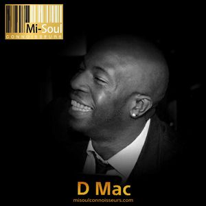 THE D-MAC SHOW ON MI-SOUL CONNOISSEURS 80S SPECIAL 11TH JANUARY 2019 EDITION