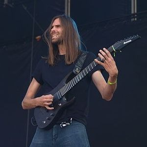 James Monteith from the band Tesserac