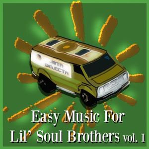 Jota Selecta - Easy Music for Lil' Soul Brothers vol.1