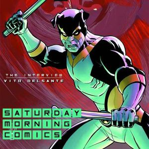 """Saturday Morning Comics #112 """"The Interview"""""""